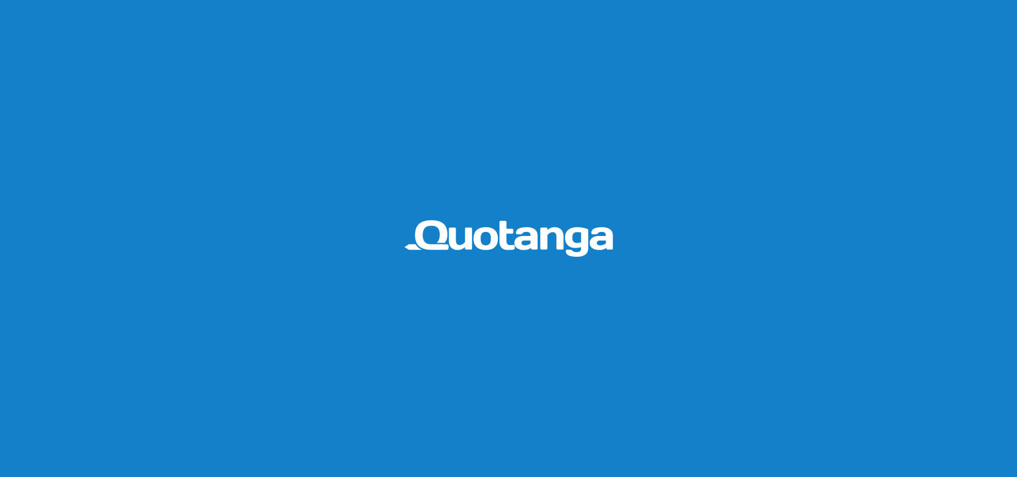 Quotanga - Online proposals