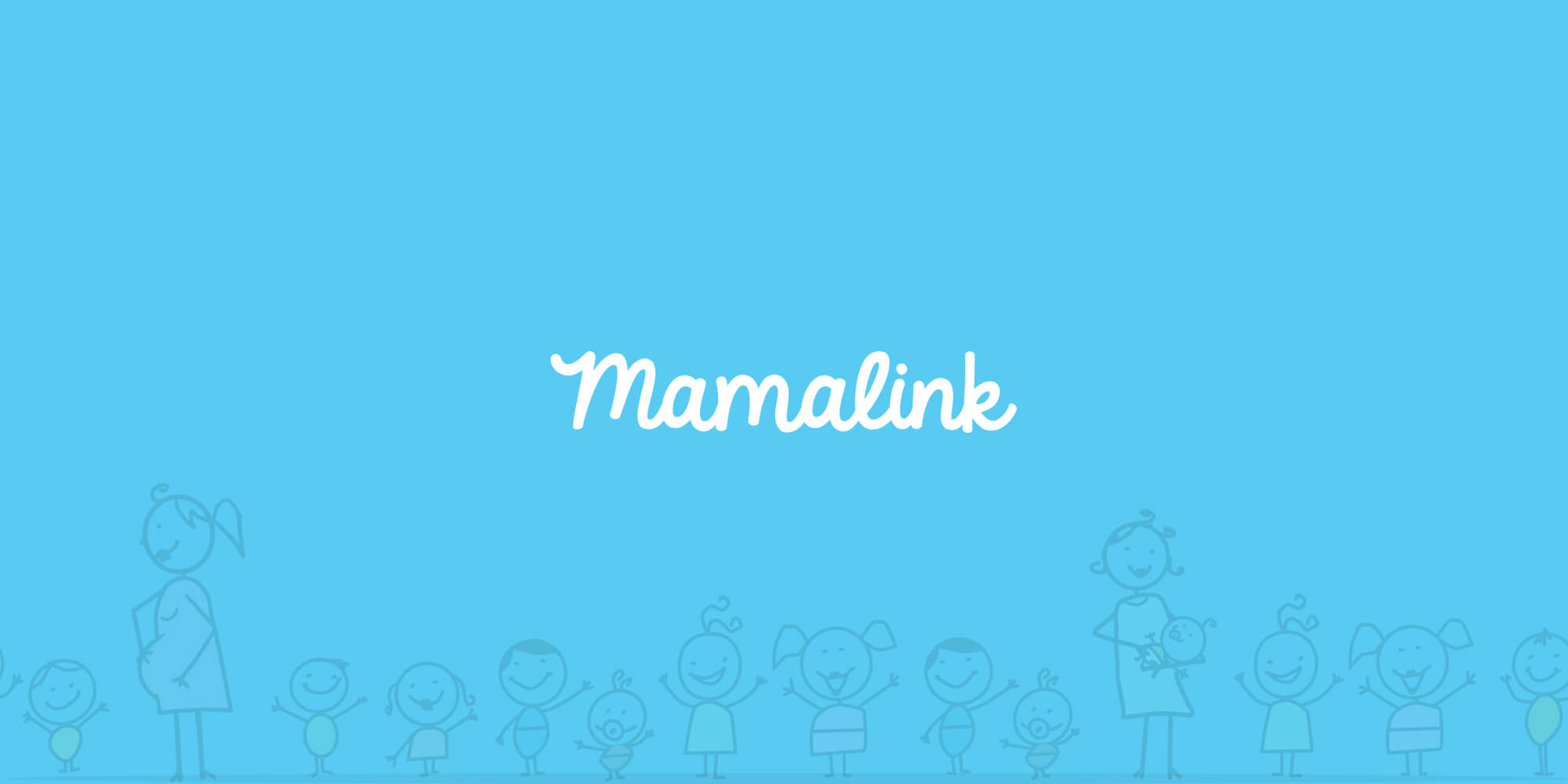 Mamalink Website Design