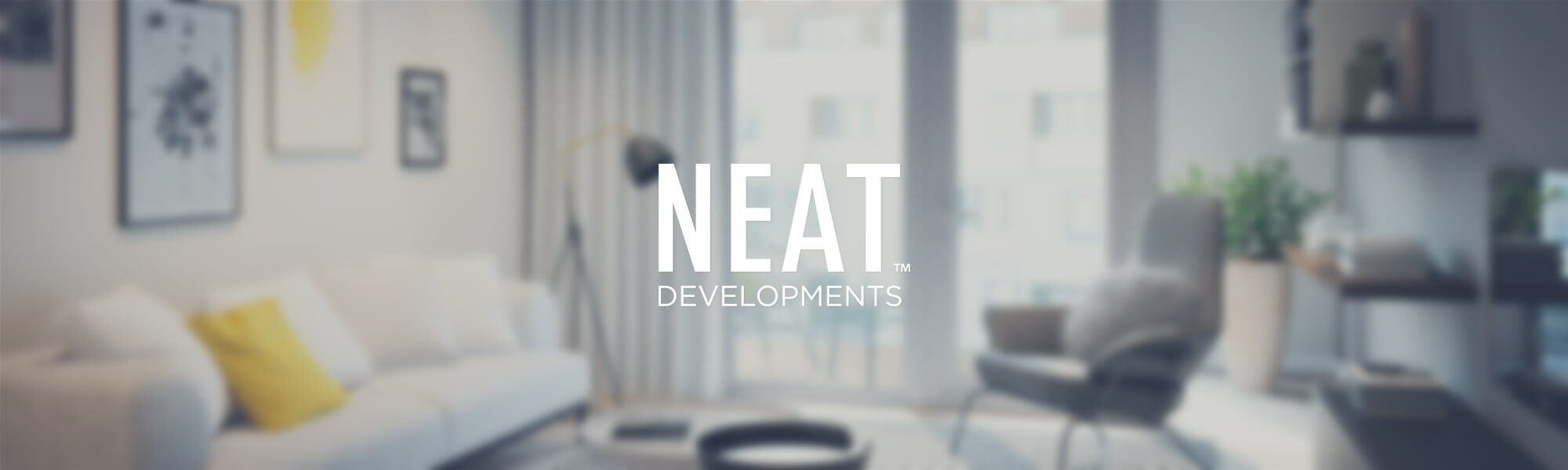 NEAT Developments Website Design