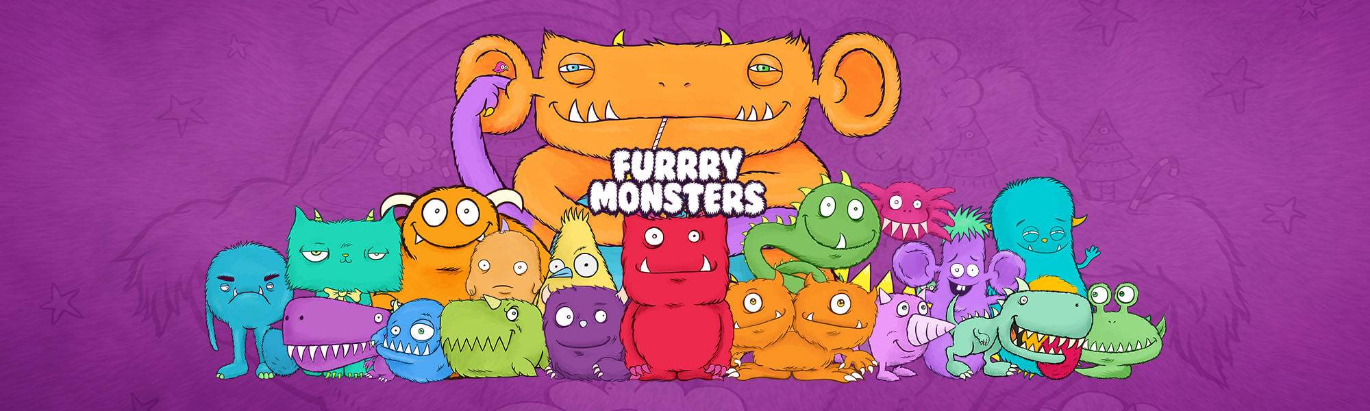 Furrry Monsters