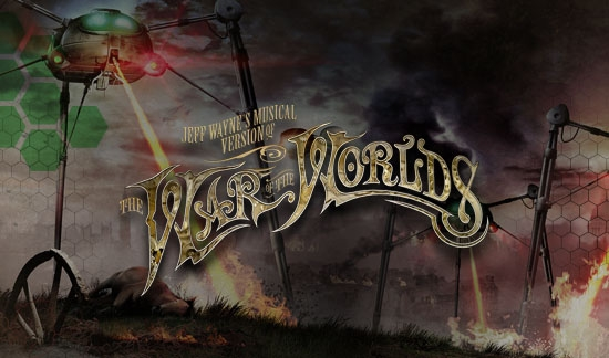 Jeff Wayne's Musical Version of The War of The Worlds'
